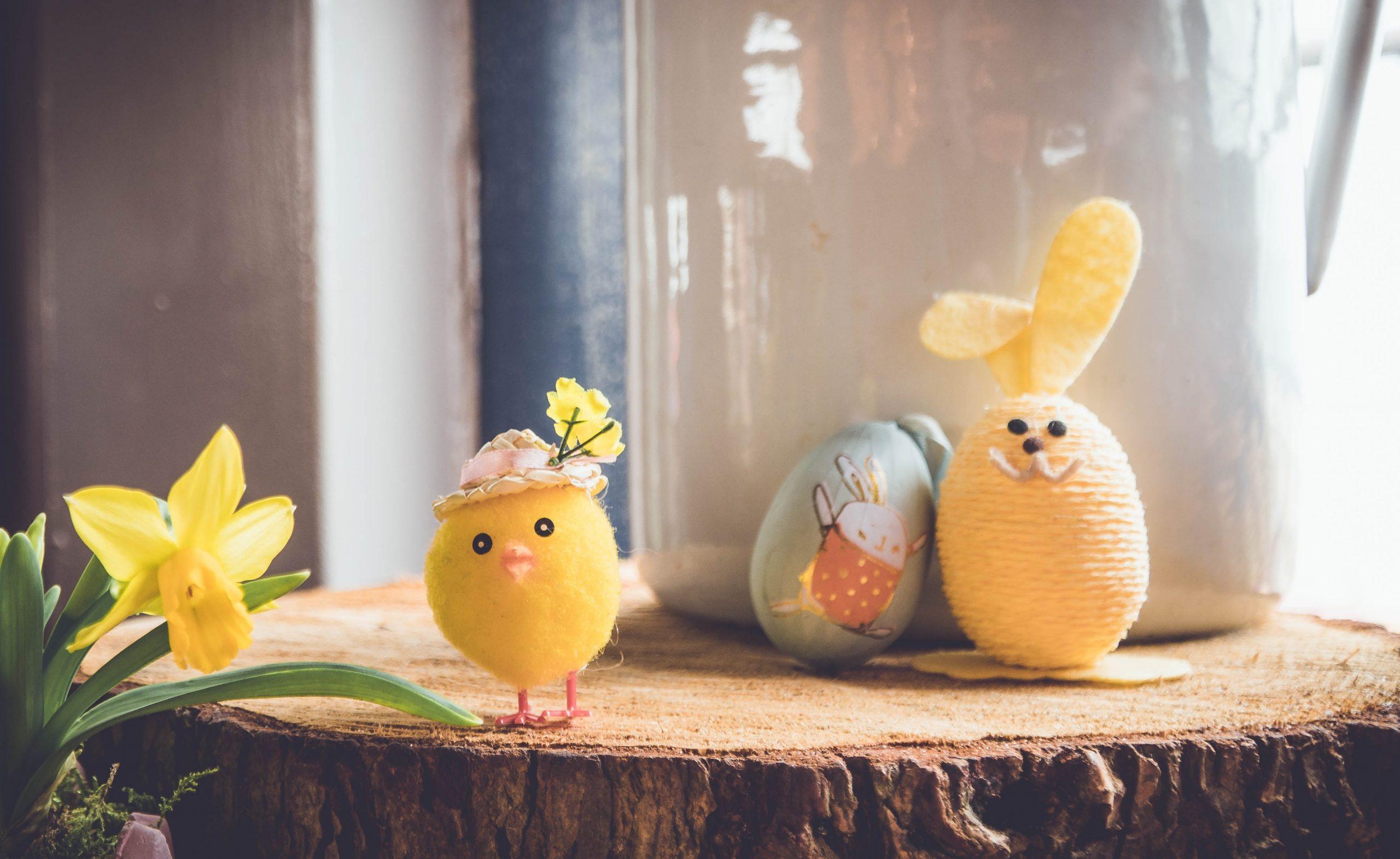 So feiern wir Ostern
