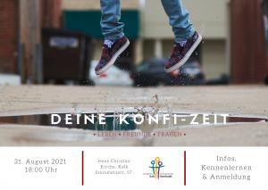 Read more about the article Deine Konfi-Zeit